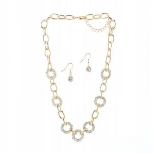 CPRECIOUS LINKS JEWELRY SET - Click To Enlarge